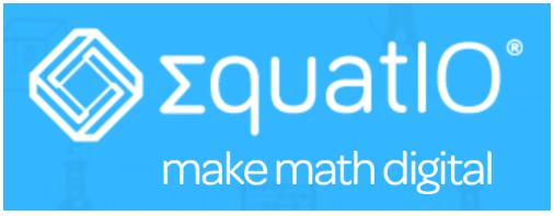 EquatIO make math digital
