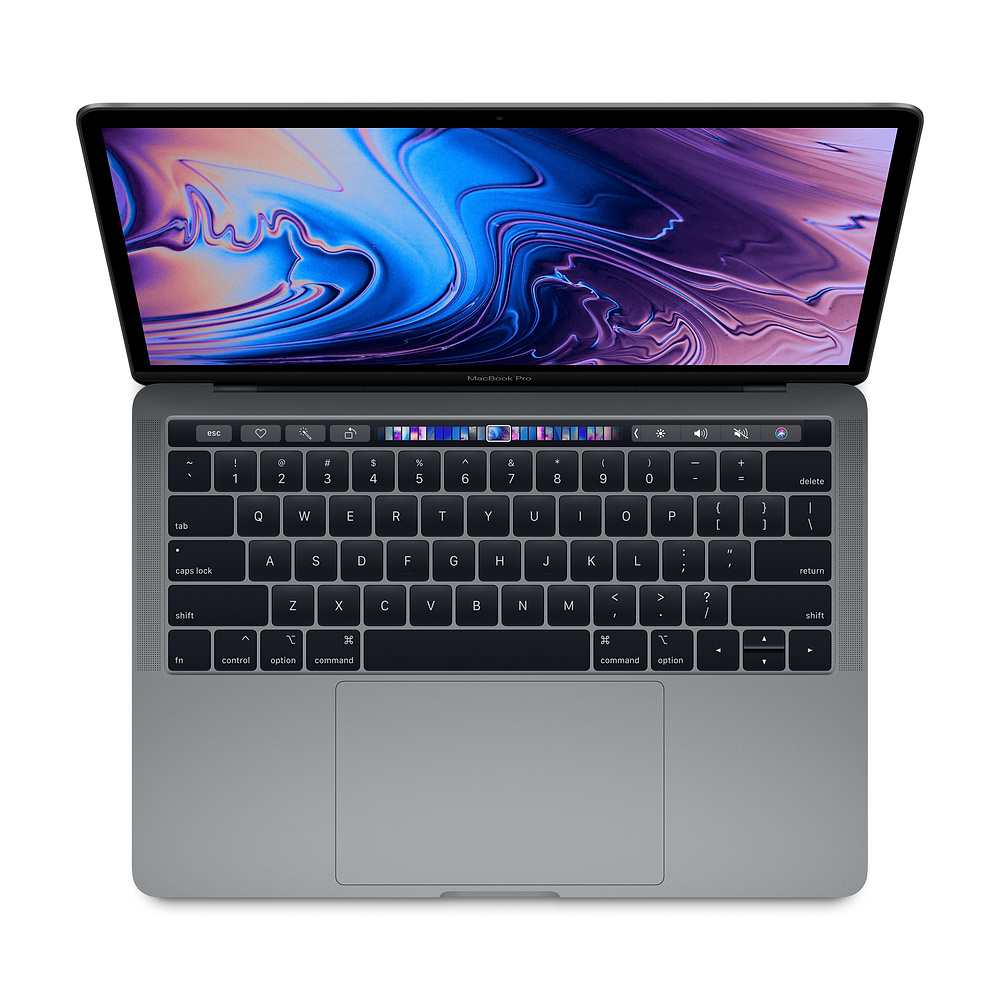 Macbook Pro with Touchbar Space Gray